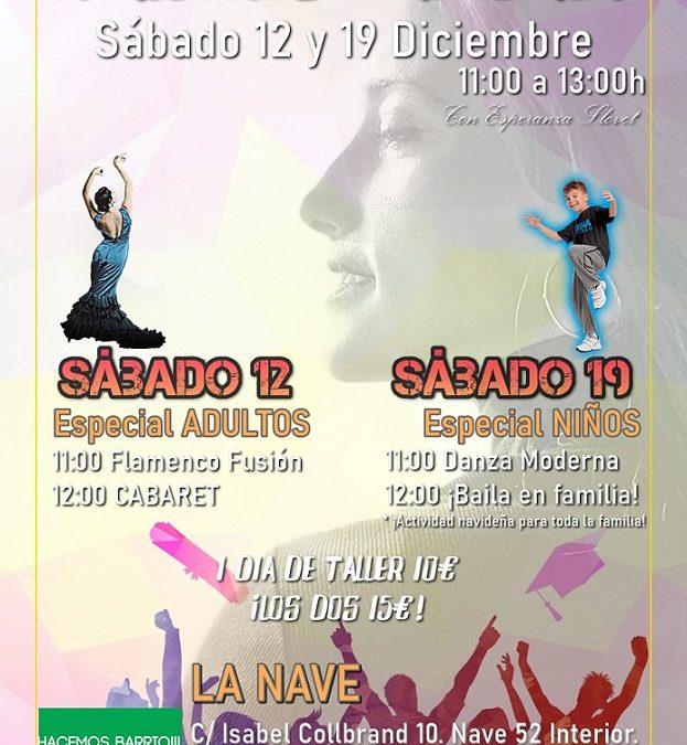 Taller de Flamenco Fusión y danza moderna.